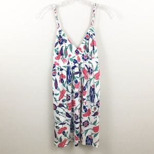 Anthropologie Nieves Lavi floral sun dress